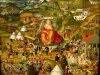Die Melancholie im Garten des Lebens, 1558