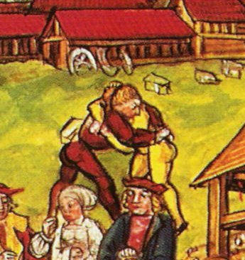Photo Detail of image from Luzerner Kronik from 1513