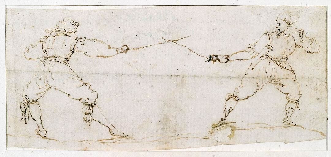Giovanni Battista Gaiani (1619) – An Italian Perspective on Competitive Fencing
