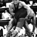 "Alexander Karelin in 1988, from the book ""Images that changed Sweden"". © Lars Nyberg Expressen / , PRESSENS BILD"