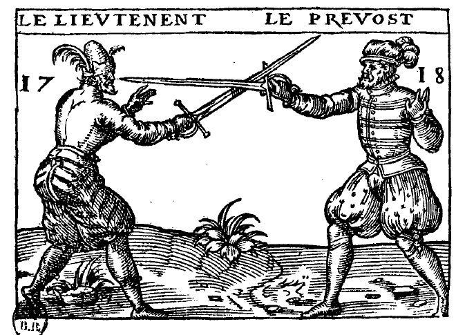 Translation of an Essay on Saint Didier's Fencing Treatise