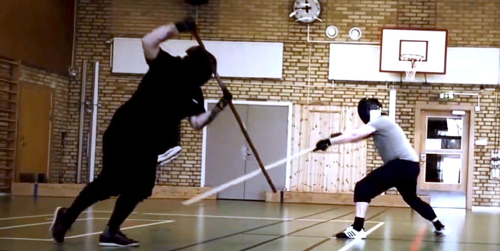 Free Fencing exercises