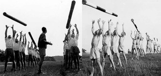 combat-gymnastics-karlsborg-c1930-40